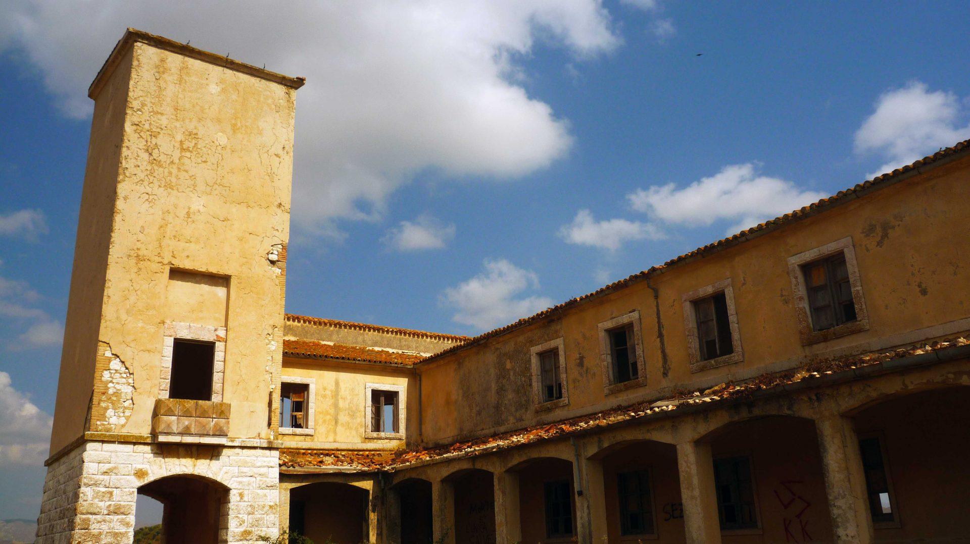 Borgo Borzellino vacuamoenia
