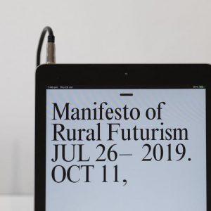 Manifesto del futurismo rurale